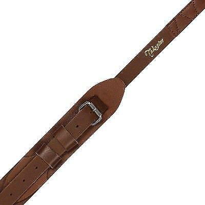 New Authentic TAKAMINE TGS-5 BR guitar strap Free Shipping Valuable Rare