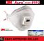 Indexbild 1 - 3M™ Aura™  Atemschutzmaske 9332+ FFP3 FFP 3 I mit Ventil & Filter I Mundschutz