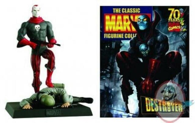 Classic Marvel Figurine Collection Special #17 Destroyer Eaglemoss