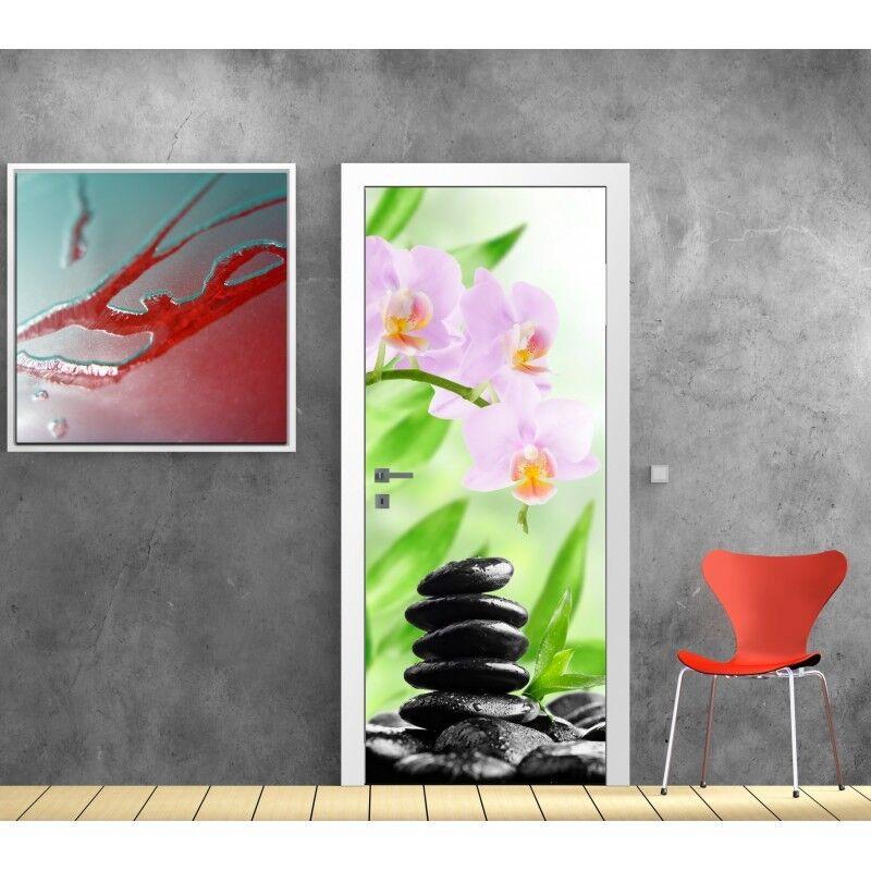 Cartel Póster para Puerta - Guijarros 711 Arte Decoración Pegatinas