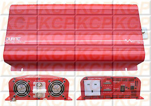 NEW Durite Inverter 24v DC - 230v AC 1500w