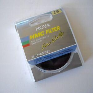 Hoya 62mm NDX4 ND4 0.6 HMC Multi-Coated Solid Neutral Density 2-Stop Filter