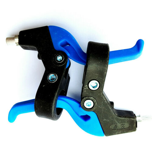 Bike Brake Handle Brake Levers Replacement Plastic Practical Useful Hot