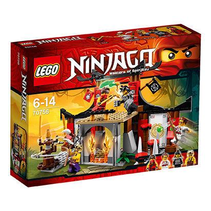 LEGO® 70756 Ninjago Dojo Showdown Neu OVP New