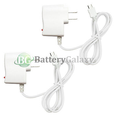 Micro usb Charger for Samsung Galaxy S5 S6 S7 Tab AC Adapter Power Cord