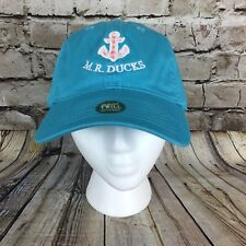 item 5 M.R. Ducks Anchor Legacy Relaxed Twill Light Blue Adjustable Hat Cap  -M.R. Ducks Anchor Legacy Relaxed Twill Light Blue Adjustable Hat Cap b3b5304b4e74