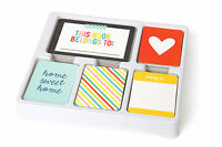 Becky Higgins Project Life Happy Core Kit (616) Cards 380325