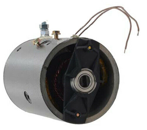 NEW DC MOTOR W// OVERLOAD PROTECTION FITS WALTCO LIFT 46-4169 MUE6201CS MUE6201A