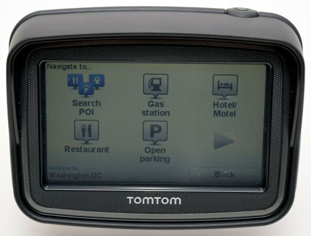 TomTom RIDER Motorcycle