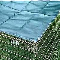 Midwest Metals Sunscreen Exercise Play Pen Top Cover