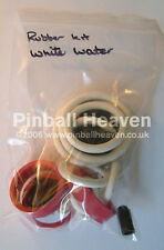 White Water (Whitewater) pinball - rubber set