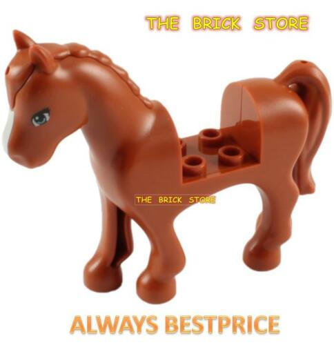 GIFT HORSE W// 2x2 CUTOUT LEGO ANIMALS FRIENDS SELECT QTY BESTPRICE NEW