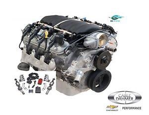 Cable Dahmer Chevrolet >> Chevrolet Performance 19370415 E-ROD LS3 6.2L 376ci Engine ...