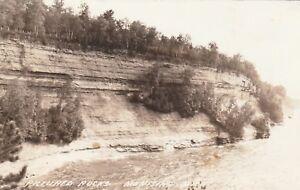 AG-M-RPPC-Pictured-Rocks-Munising-Michigan