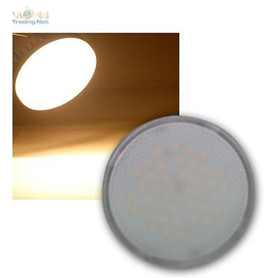 Puntuale Lampadina Led 8w Gx53 Xh60 Bianco Caldo 550lm Lampada Lampadina Led Smd 5050- Per Migliorare La Circolazione Sanguigna