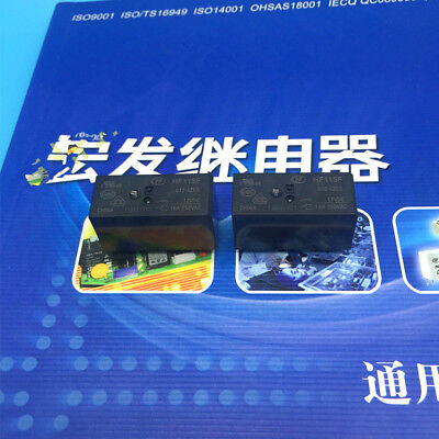 Hongfa Relays HF115F-JQX-115F 005 012 024-1ZS3 16A 8-Pin 5V 12V 24V Power Relay
