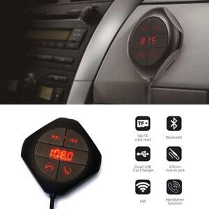 USB-Car-Kit-LCD-SD-FM-Transmitter-MP3-Player-Magnet-Handsfree-Wireless-Bluetooth