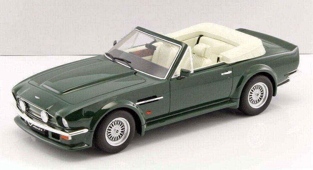 mejor precio Aston Martin V8 Vantage Vantage Vantage Volante En verde 1 18 escala por GT Spirit  hasta 60% de descuento