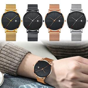 Armbanduhr Casual Quarz Business Klassisch Wasserdicht PdHerren Analog Zu Uhren Details 54Lj3qRA