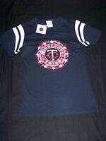 5th & Ocean Women's Minnesota Twins Shirt Medium