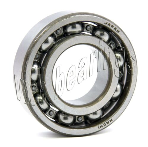 6215 Nachi Open C3 75x130x25 75mm//130mm//25mm Japan Ball Radial Ball Bearings