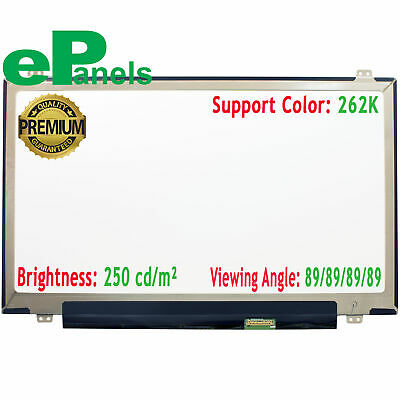HP ELITEBOOK 840 G2 New Replacement LCD Screen for Laptop LED HD Matte