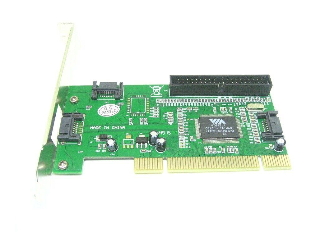 VIA 6421A PCI CARD 64BIT DRIVER