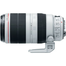 Canon EF 100-400mm f/4.5-5.6L IS II USM Lens EOS DSLR Camera NEW 9524B002 White