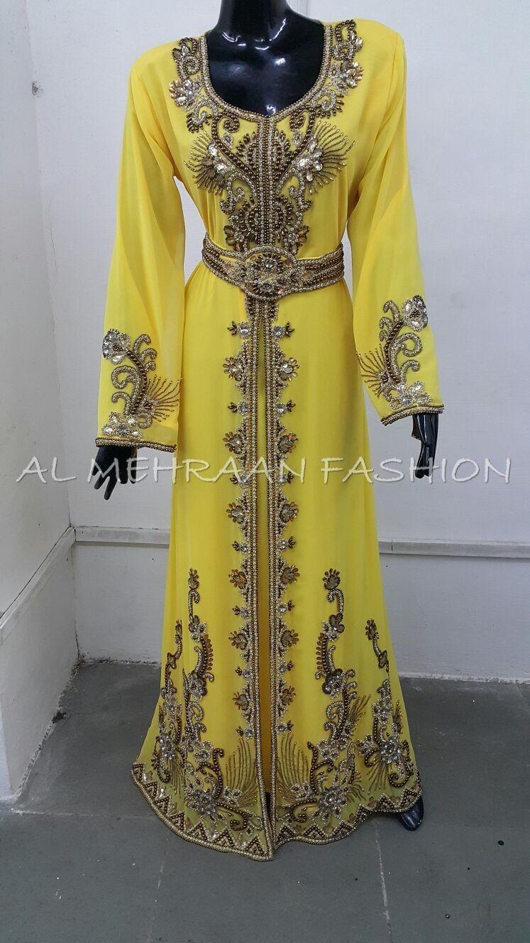 EXCLUSIVE ARABIAN JILBAB ARABIAN FANCY WOMEN DRESS DRESS DRESS  DESIGN ISLAMIC WEAR 6047 0343dd