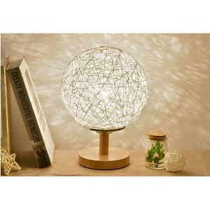 modern wood table lamp bedroom lights bedside lamp creative table lamp 9992hc. Black Bedroom Furniture Sets. Home Design Ideas