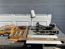 New Hermes Engravograph Motorized Pantograph Engraving Machine Irx Nj Pickup