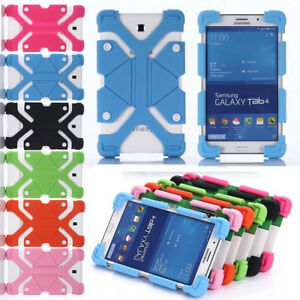 """AU For PendoPad Pendo Pad 7"""" 8"""" 10.1"""" Tablet Kids Shockproof Silicone Case Cover"""