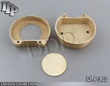 Dental Lab Copper Brass Denture Lower Flask DN-362