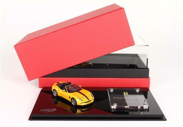 Ferrari F60 America Yellow  1 43 BBRC182CCO