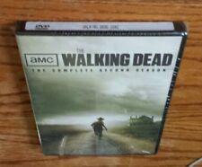 The Walking Dead: Complete Second Season (DVD) 2 2nd zombie tv show farm NEW