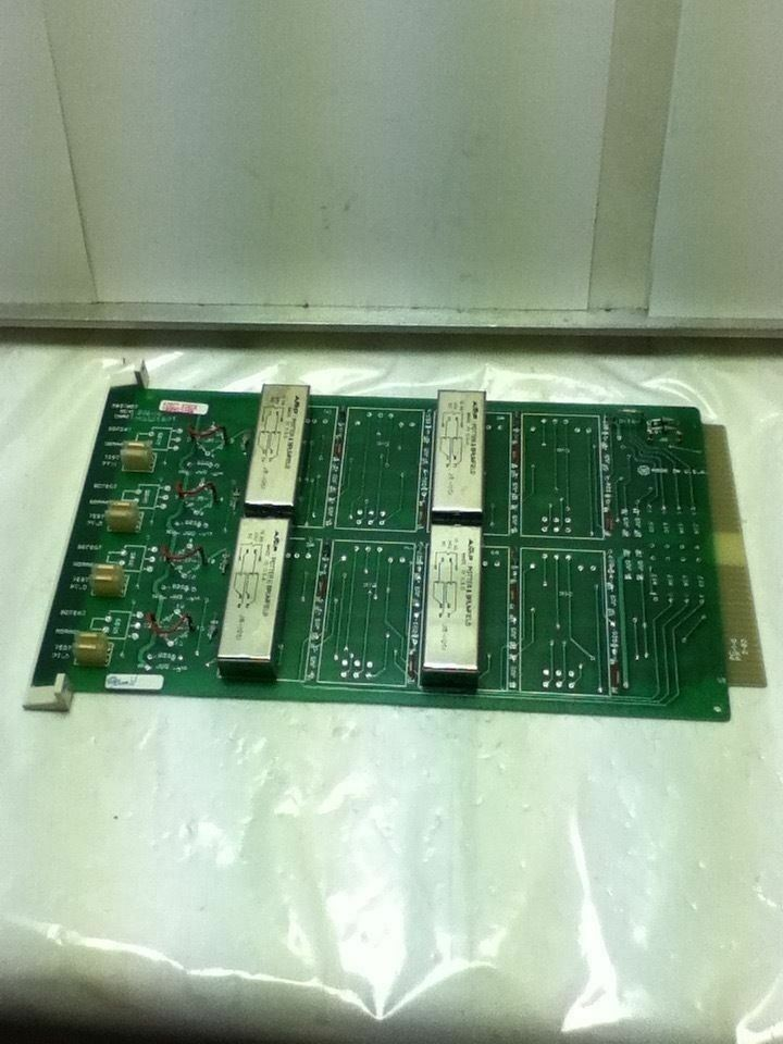 WESTINGHOUSE 2837A87G04 PCB CIRCUIT BOARD D466158