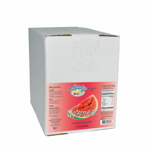 Fruit-N-Ice Watermelon Blender Mix 6 Pack Case FREE SHIPPING
