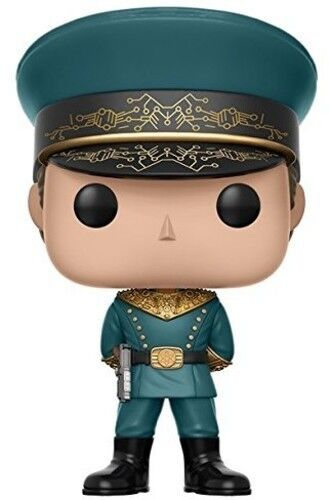Movies: Funko Pop Commander Arun Fititt Valerian 2017, Toy NEU