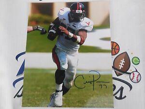 Cedric Peerman UVA Virginia Cavs signed photo Cincinnati Bengals ...