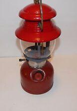 Vintage Coleman Model 200A Red Lantern USA 1962