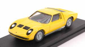 Lamborghini Miura Bertone P400 1966 Jaune 1:43 Modèle Rio4585 Rio