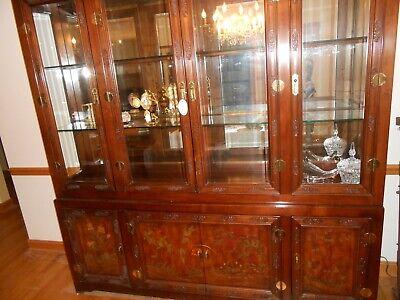 Bernhardt Dining Room Rare Set Shibui