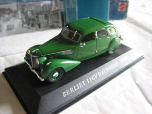 ALTAYA-BERLIET-11-CV-DAUPHINE-DE-1939-SCALE-1-43