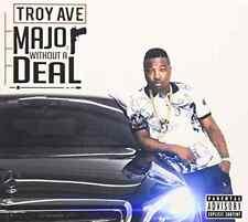 TROY AVE-MAJOR WITHOUT A DEAL (BONUS TRACKS) (DIG) CD NEW