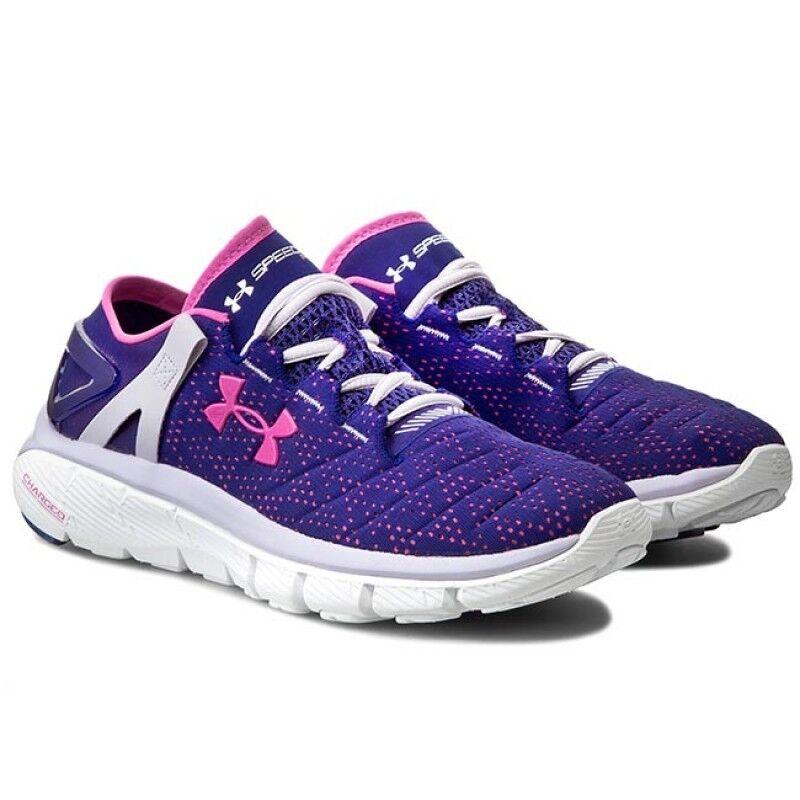 Under Armour Damen Sneakers SpeedForm Fortis Sneakers Damen Sportschuhe 1258728-540 87cda3