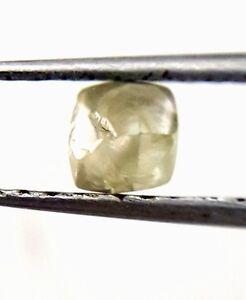 0.33 TCW Yellow Color Natural Irregular shape Natural Loose Rough Diamond