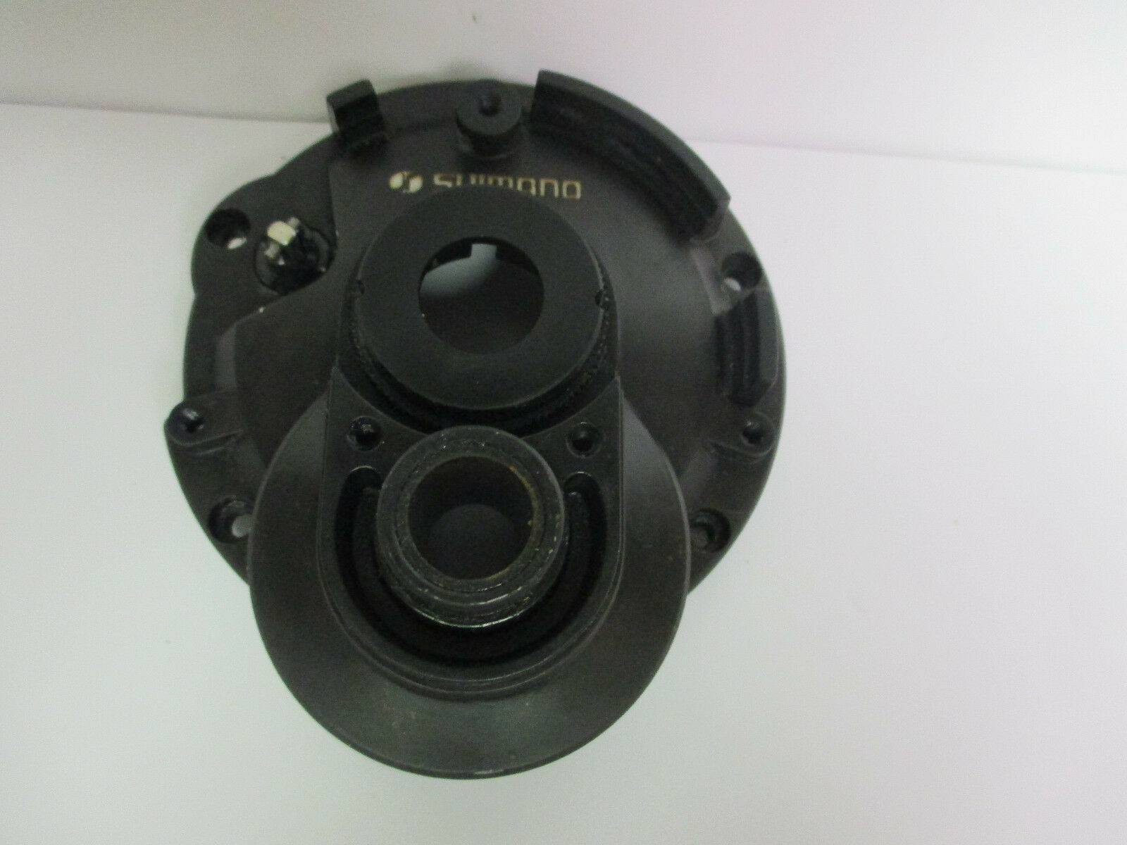 USED SHIMANO REEL PART - Beastmaster 20 30 2 Speed - Right Side Plate  A