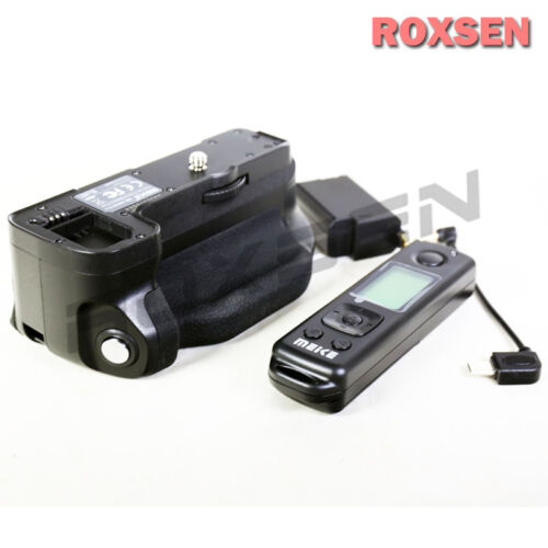 Meike MK-A6300 Pro Control Remoto Inalámbrico Batería Grip Para Sony NEX E A6300