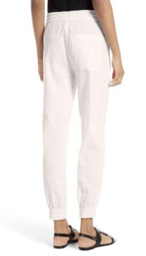 cordon de Theory 'cortlandt' avec Blanc décontracté Pantalon serrage ivoire de New jogging OHTRnY1qq