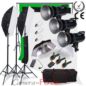 Godox 900W Digital Flash Lighting Kit Studio LED Cooling Fan 3 Background Stand - <span itemprop=availableAtOrFrom>Portsmouth, United Kingdom</span> - Buyer has the right to cancel orders within 14 days. If buyer cancel orders for no reason, buyer is responsible for extra shipping charges. - Portsmouth, United Kingdom